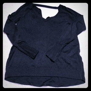EUC Lululemon open back sweater size 12